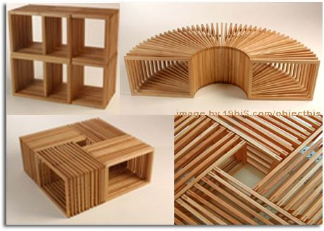 Mobiliario multifuncional dise o eficaz ecodise o for Replicas de muebles de diseno