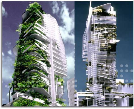 EL USO DE LAS PLANTAS COMO ELEMENTOS CONSTRUCTIVOS EN EDIFICACIONES BIOCLIMÁTICAS