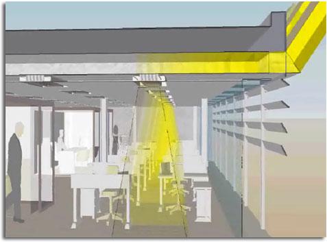 Iluminaci n natural sin ventanas objectbis dise o - Sistemas de iluminacion interior ...