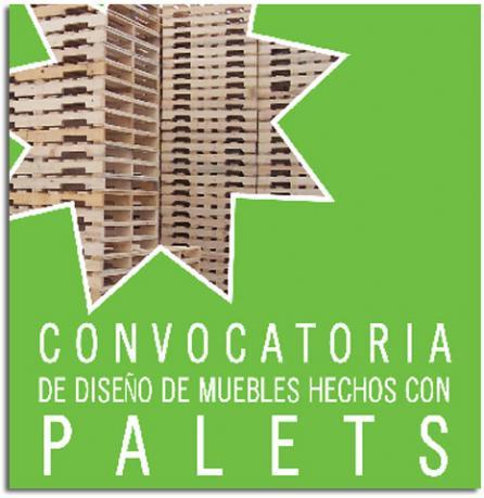 CONVOCATORIA DE DISEÑO DE MUEBLE HECHO CON PALETS