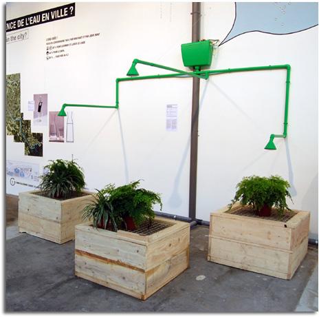 Sistema que permite recoger y reutilizar el agua de lluvia - Recoger agua lluvia ...