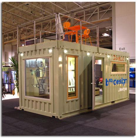 Transformar container de transporte en oficina objectbis for Container en