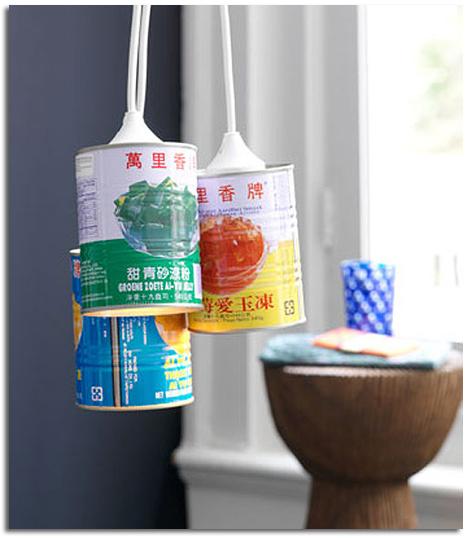 Reciclar y reutilizar latas de conservas como objetos - Reciclar objetos para decorar ...