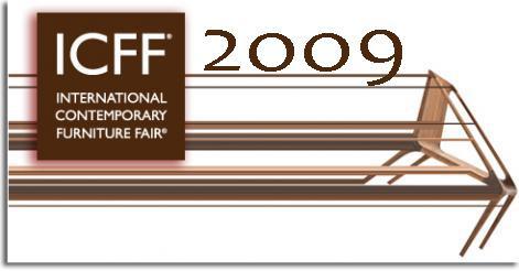 """""""ICFF"""" FERIA INTERNACIONAL DEL MUEBLE CONTEMPORÁNEO. NUEVA YORK 2009. DISEÑOS ECOLÓGICOS"""