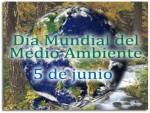 DÍA MUNDIAL DEL MEDIO AMBIENTE. 5 DE JUNIO