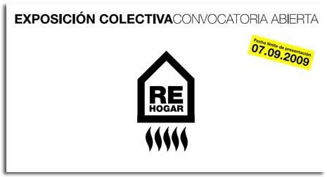 "REHOGAR. ""EXPOSICIÓN COLECTIVA"" CONVOCATORIA ABIERTA"