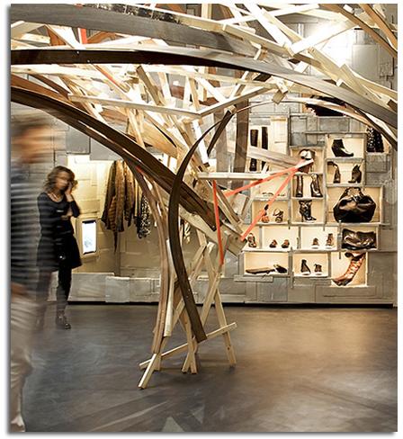 Boutique paris objectbis dise o ecol gico creativo for Disenos para boutique