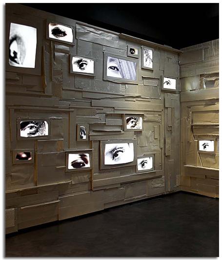 Dise o de boutique en paris con materiales reciclados - Materiales para insonorizar paredes ...