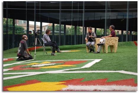 TENERIFE DESIGN FESTIVAL (TDF) DEL 19 AL 25 DE OCTUBRE DE 2009. APADRINADO POR LOS HERMANOS CAMPANA