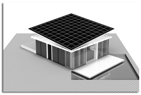 CONCURSO DE CASAS ECOLÓGICAS. SOLAR DECATHLON 2009 WASHINGTON DC