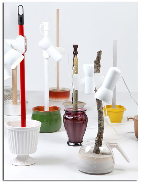 Reutilizar los objetos de casa para realizar l mparas for Objetos para decorar cocinas