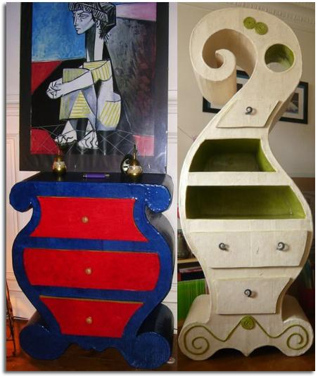 Muebles ecol gicos objectbis dise o ecol gico creativo for Muebles artesanales