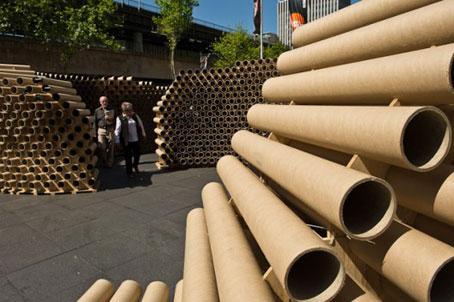 Roll Play – Pabellón Temporal para el Festival de Arquitectura de Sydney