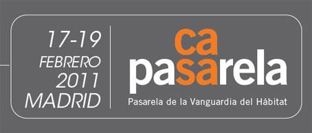 CASA PASARELA 2011. DISEÑO CON SENTIDO. ECO DISEÑO, FUNCIONALIDAD, MATERIALES RECICLADOS.