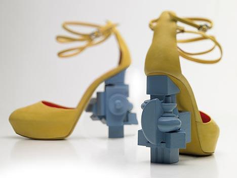Material Con Ecológico Diseño Zapatos Reciclado Objectbis Hechos oeExWQCBrd