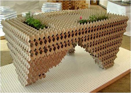 Recicora cajas - Mesas de carton ...