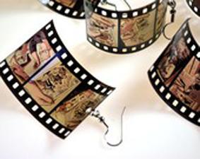 IDEAS CREATIVAS PARA RECICLAR LOS NEGATIVOS DE FOTOS