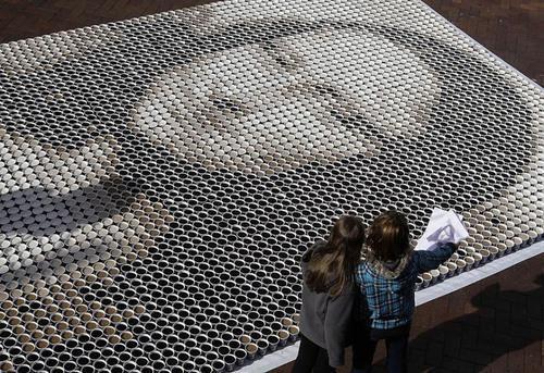 IDEAS CREATIVAS PARA RECICLAR LOS VASOS DE CAFÉ