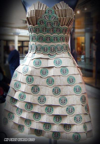Confeccionamos Vestidos Con Materiales Reciclados Disfraces Trajes