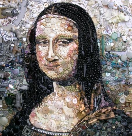 Sí, se puede: Arte con material Reciclado