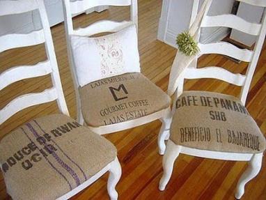 RECICLAR SACOS DE CAFÉ Y CEREALES