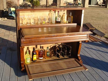 RECICLAR PIANOS