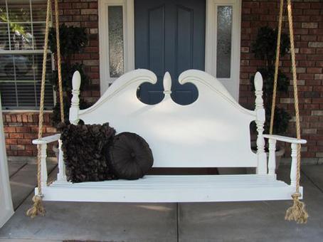Recicla una cama objectbis dise o ecol gico creativo for Reciclar una cama de madera