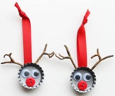 Adornos de navidad reciclados objectbis dise o for Adornos navidenos que se pueden hacer en casa