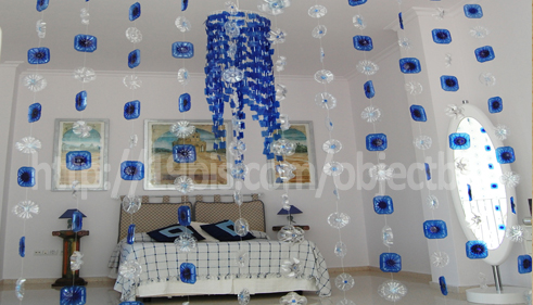 DECORAR CON MATERIALES RECICLADOS