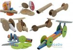 Cómo hacer juguetes con objetos cotidianos- reciclados. The professor´s projects