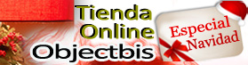 Tienda ObjecbIS