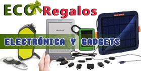 Regalos Originales y Gadgets electrónicos