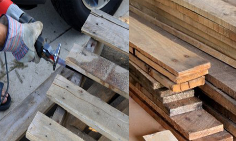 Pale Madera. Gallery Of Cajas De Madera De Pal Natural With Pale ...