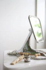 Ideas para reciclar un espejo retrovisor