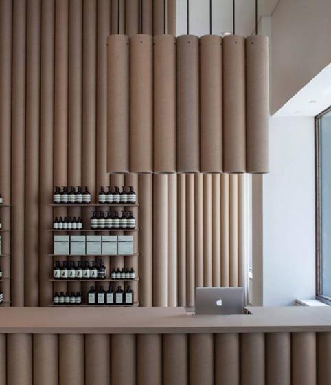 El estudio de arquitectura Brooks+Scarpa a creado para la empresa de