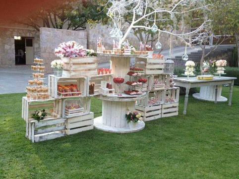 5 ideas para decorar eventos m s saludable objectbis for Jardin xochimilco mexicali