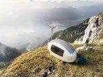 Ecocapsule, una cápsula habitable, portátil y energéticamente independiente