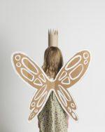 6 disfraces infantiles de cartón para carnaval