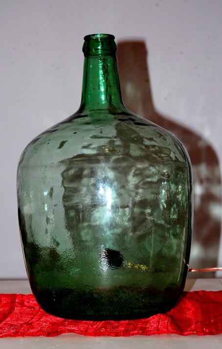 Como hacer lamparas con botellas de vidrio perfect - Como hacer lamparas con botellas de vidrio ...
