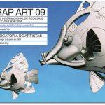 DRAP ART 09. FESTIVAL INTERNACIONAL DE RECICLAJE ARTÍSTICO. CONVOCATORIA DE ARTISTAS
