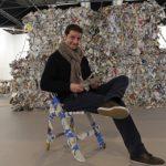 ARCO 2014: ARCOKids, El arte es cosa de niños, Obra de material reciclado