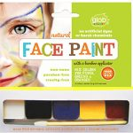 Pinturas órganicas para cara y cuerpo – Maquillarse en carnaval