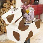 Carnaval 2015. DIY Disfraces de cartón