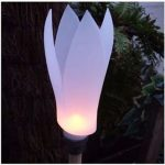 DIY lámpara con un bote de plástico