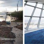 Pavimentos textiles modulares a partir de redes de pesca desechadas
