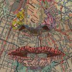 Sorprendente segunda vida para los mapas- Matthew Cusick