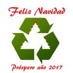 Feliz Navidad y Própero Año 2017