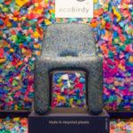 «EcoBirdy» Muebles para niños de plástico reciclado- Milan Design Week 2018